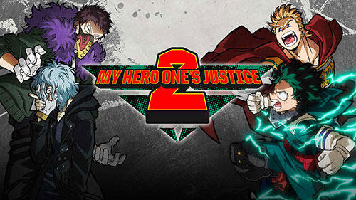 Трейнеры для My Hero One's Justice 2